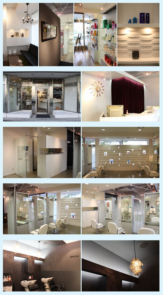 美容室・サロン・エステ・ネイル 内装工事の施工例52