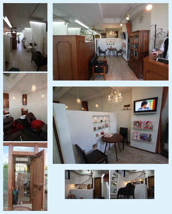 美容室・サロン・エステ・ネイル 内装工事の施工例54