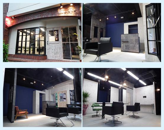 美容室・サロン・エステ 内装デザイン事例106