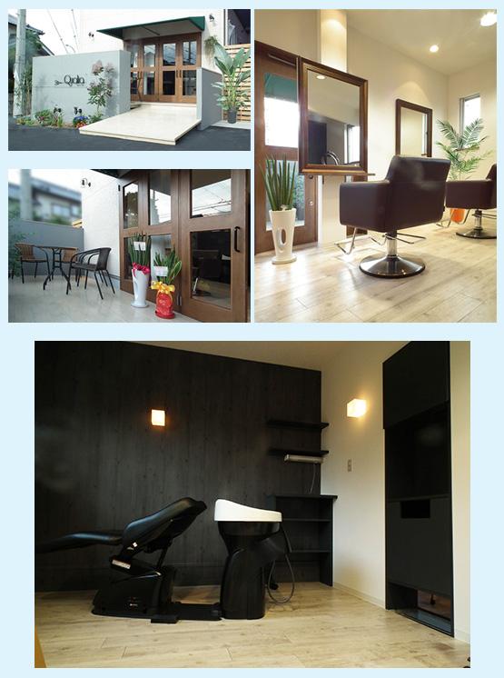 美容室・サロン・エステ 内装デザイン事例65