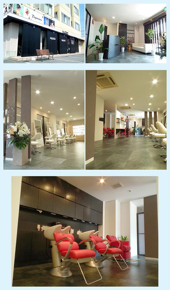 美容室・サロン・エステ・ネイル 内装工事の施工例61