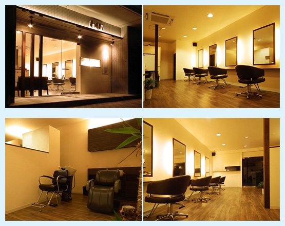 美容室・サロン・エステ・ネイル 内装工事の施工例63