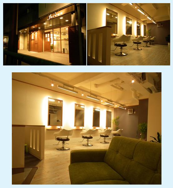 美容室・サロン・エステ 内装デザイン事例67