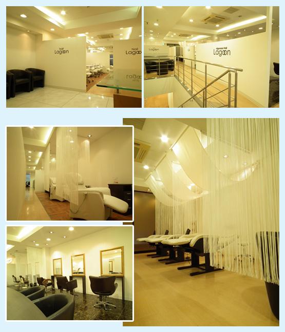美容室・サロン・エステ 内装デザイン事例45