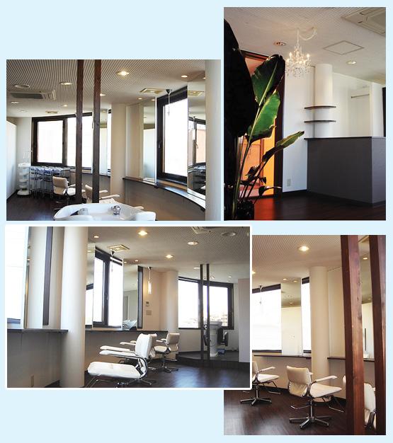美容室・サロン・エステ 内装デザイン事例87