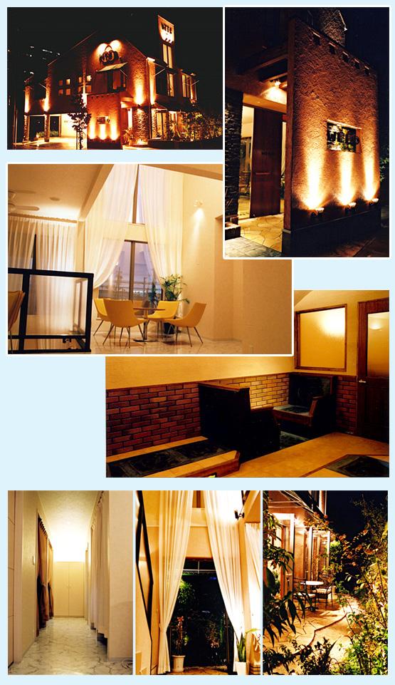 美容室・サロン・エステ 内装デザイン事例91