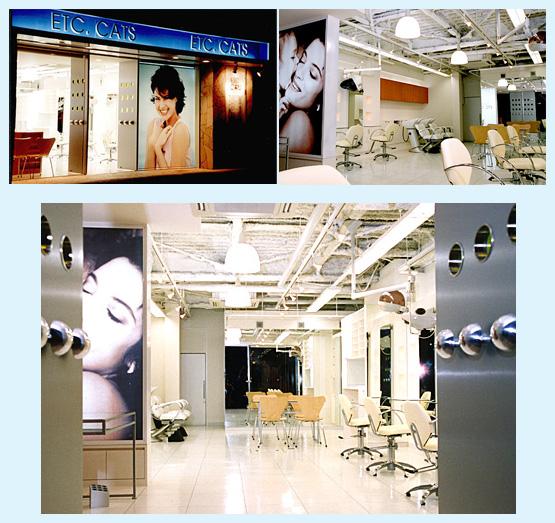 美容室・サロン・エステ・ネイル 内装工事の施工例92