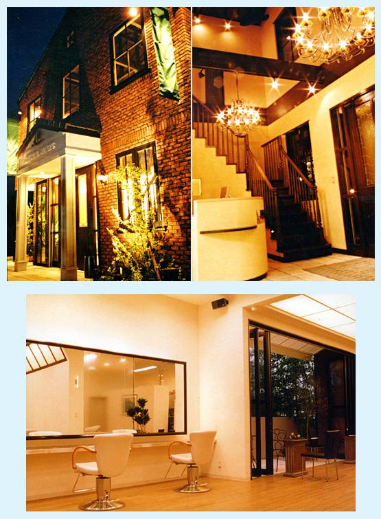 美容室・サロン・エステ・ネイル 内装工事の施工例93