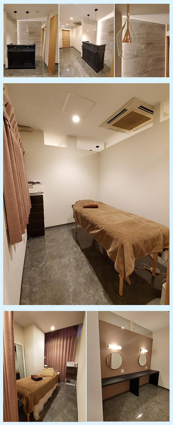 美容室・サロン・エステ 内装デザイン事例36
