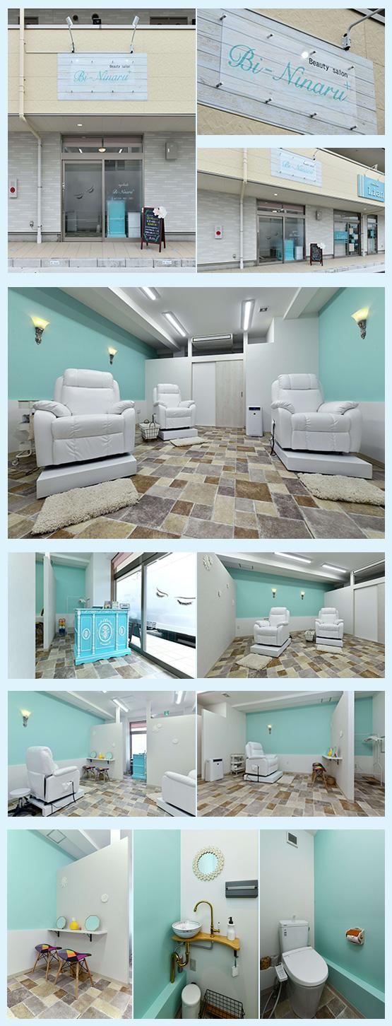 美容室・サロン・エステ 内装デザイン事例29