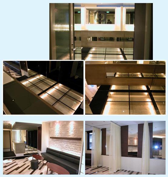 美容室・サロン・エステ 内装工事の施工例26