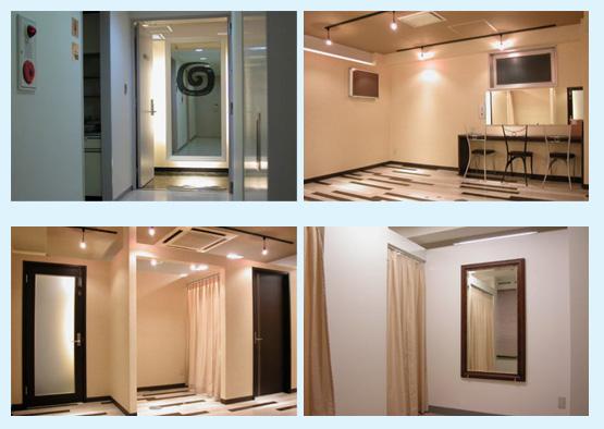 美容室・サロン・エステ 内装工事の施工例27