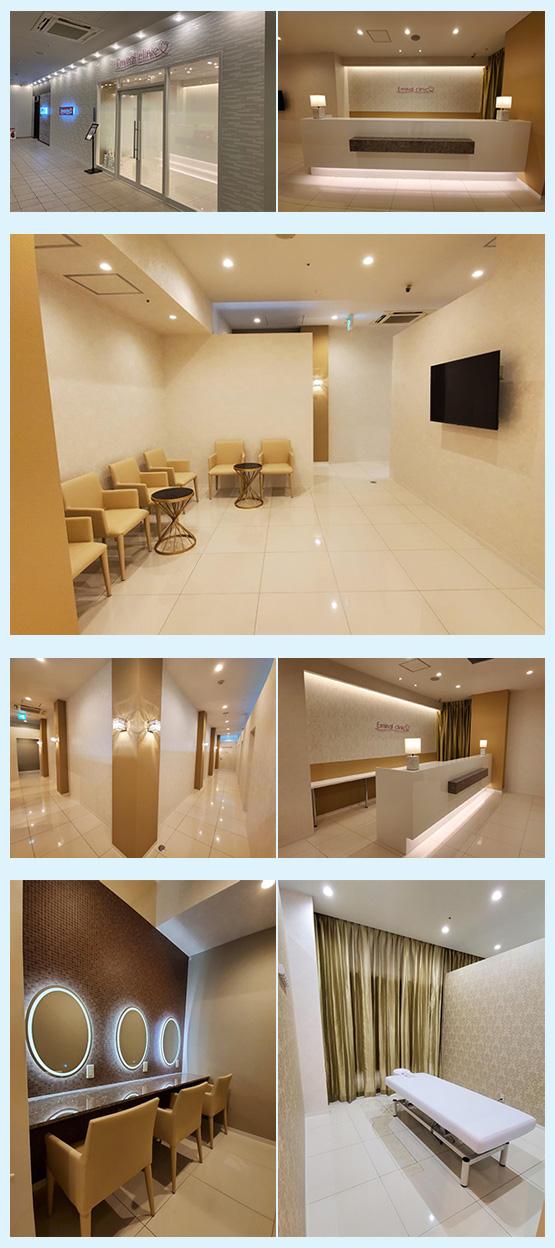 美容室・サロン・エステ 内装デザイン事例18