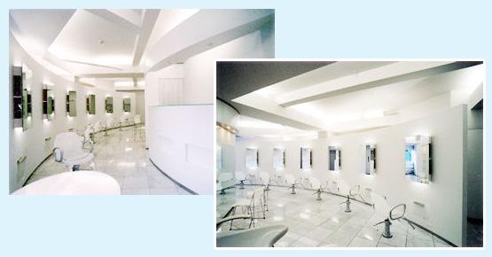美容室・サロン・エステ・ネイル 内装工事の施工例14