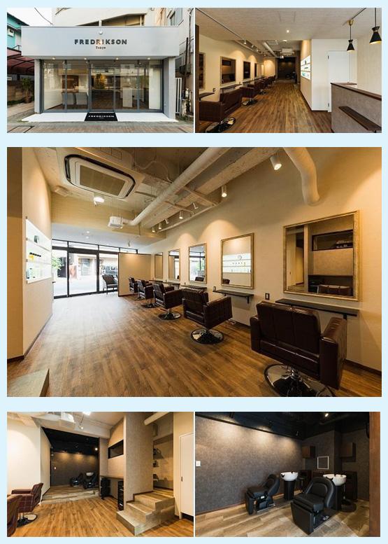 美容室・サロン・エステ 内装デザイン事例12