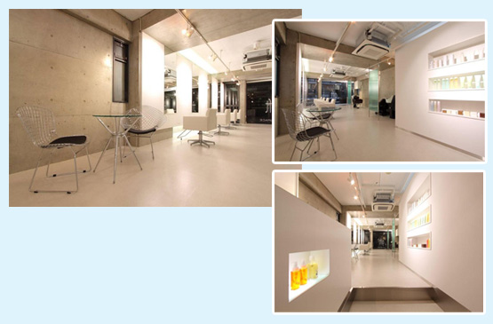 美容室・サロン・エステ 内装工事の施工例24