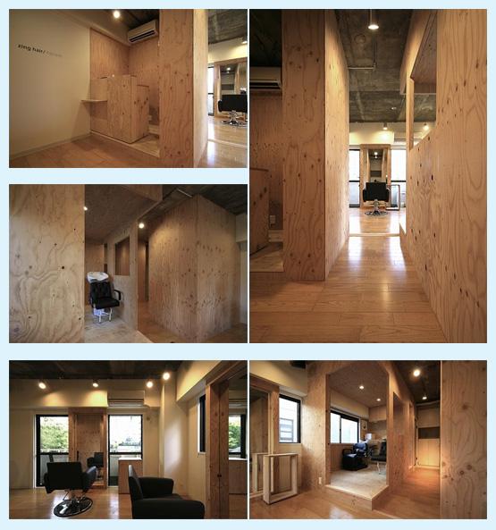 美容室・サロン・エステ 内装デザイン事例64