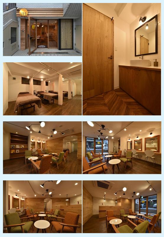 美容室・サロン・エステ 内装デザイン事例13