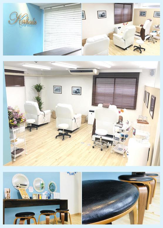 美容室・サロン・エステ 内装デザイン事例34