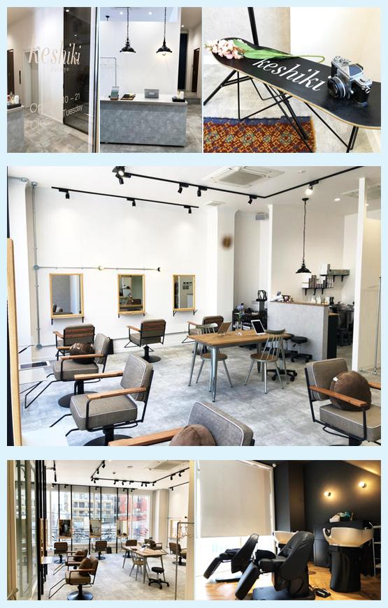 美容室・サロン・エステ 内装デザイン事例8