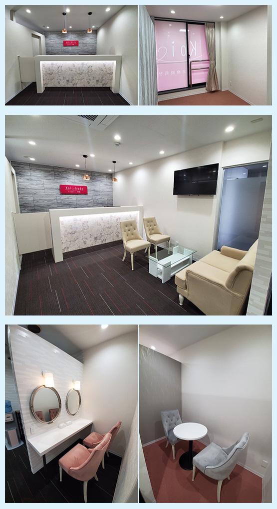 美容室・サロン・エステ 内装デザイン事例43