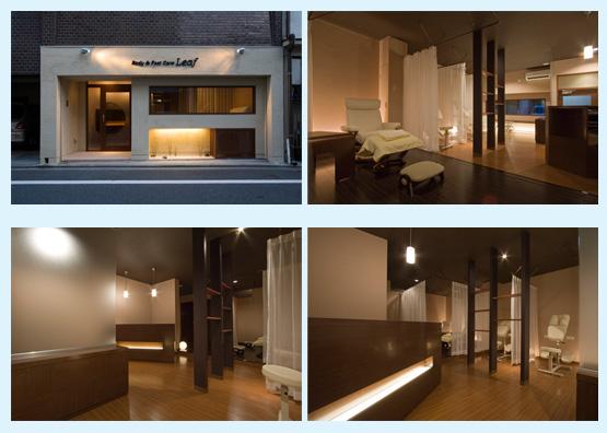 美容室・サロン・エステ 内装工事の施工例30