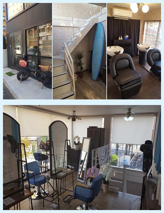 美容室・サロン・エステ 内装デザイン事例86