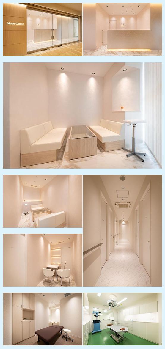 病院・クリニック・歯科・整骨院 内装デザイン事例1
