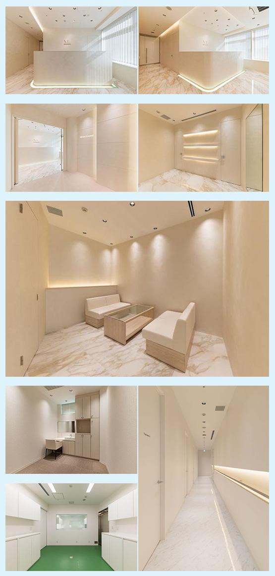 病院・クリニック・歯科・整骨院 内装デザイン事例2