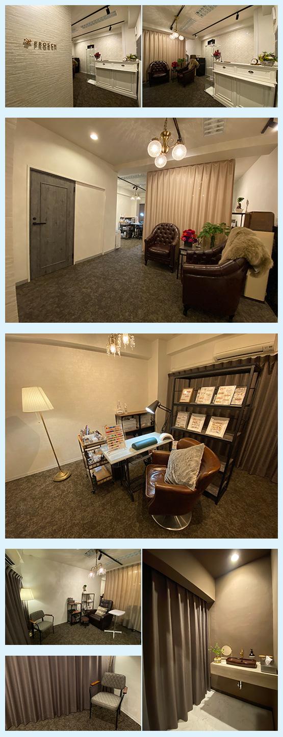 美容室・サロン・エステ 内装デザイン事例26