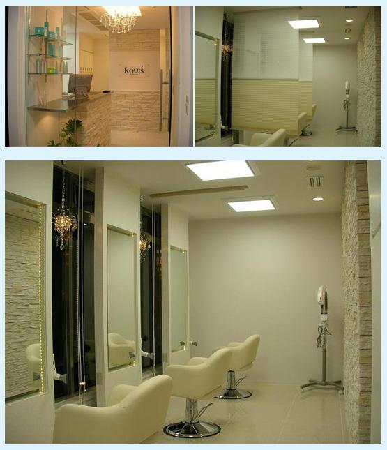 美容室・サロン・エステ 内装デザイン事例78