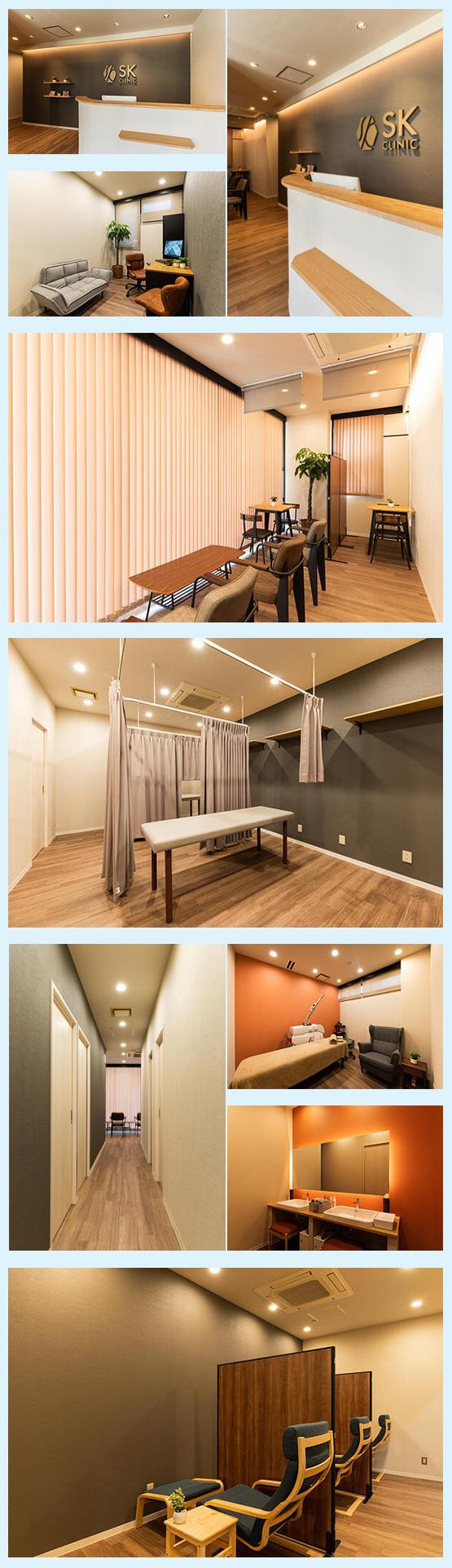 美容室・サロン・エステ 内装デザイン事例2