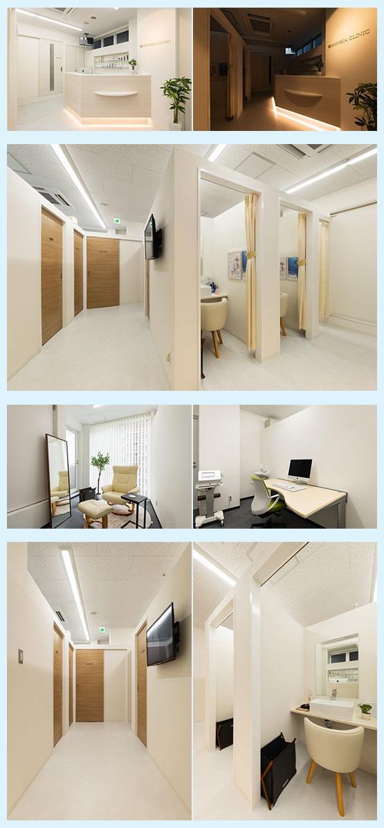 病院・クリニック・歯科・整骨院 内装デザイン事例6