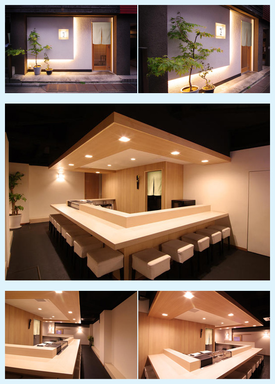 居酒屋・焼き鳥屋・串焼き屋 内装デザイン事例11