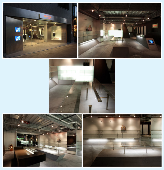 アパレル・ショップ・物販店 内装工事の施工例5