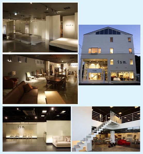 アパレル・ショップ・物販店 内装デザイン事例12