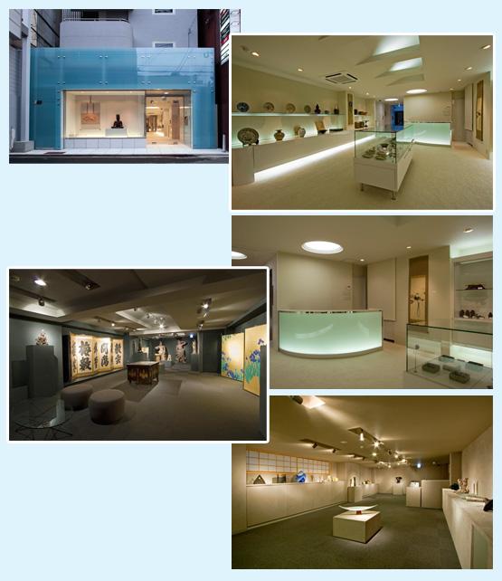 アパレル・ショップ・物販店 内装工事の施工例15