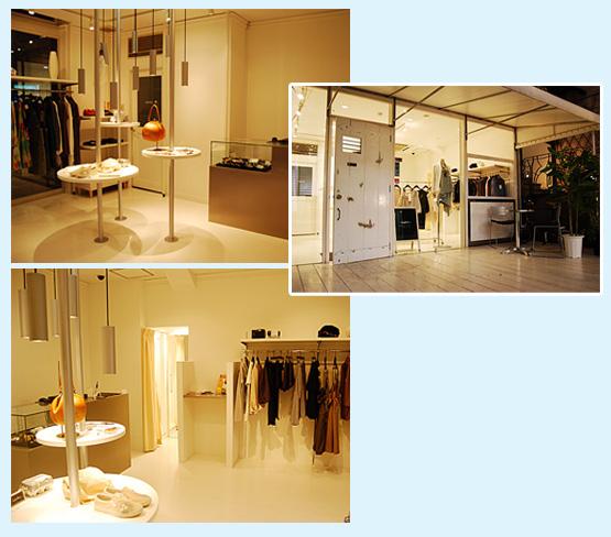 物販店・アパレル・ショップ 内装工事の施工例18