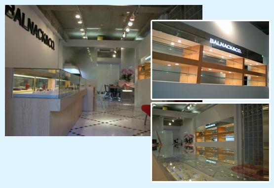 物販店・アパレル・ショップ 内装工事の施工例34