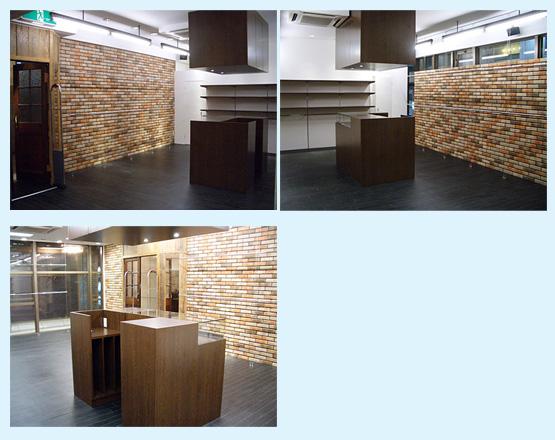 物販店・アパレル・ショップ 内装工事の施工例31