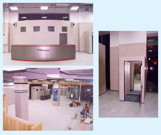 物販店・アパレル・ショップ 内装工事の施工例49