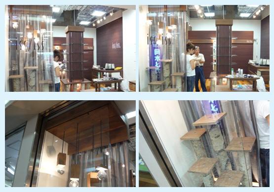 物販店・アパレル・ショップ 内装工事の施工例38