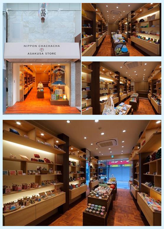 アパレル・ショップ・物販店 内装デザイン事例8