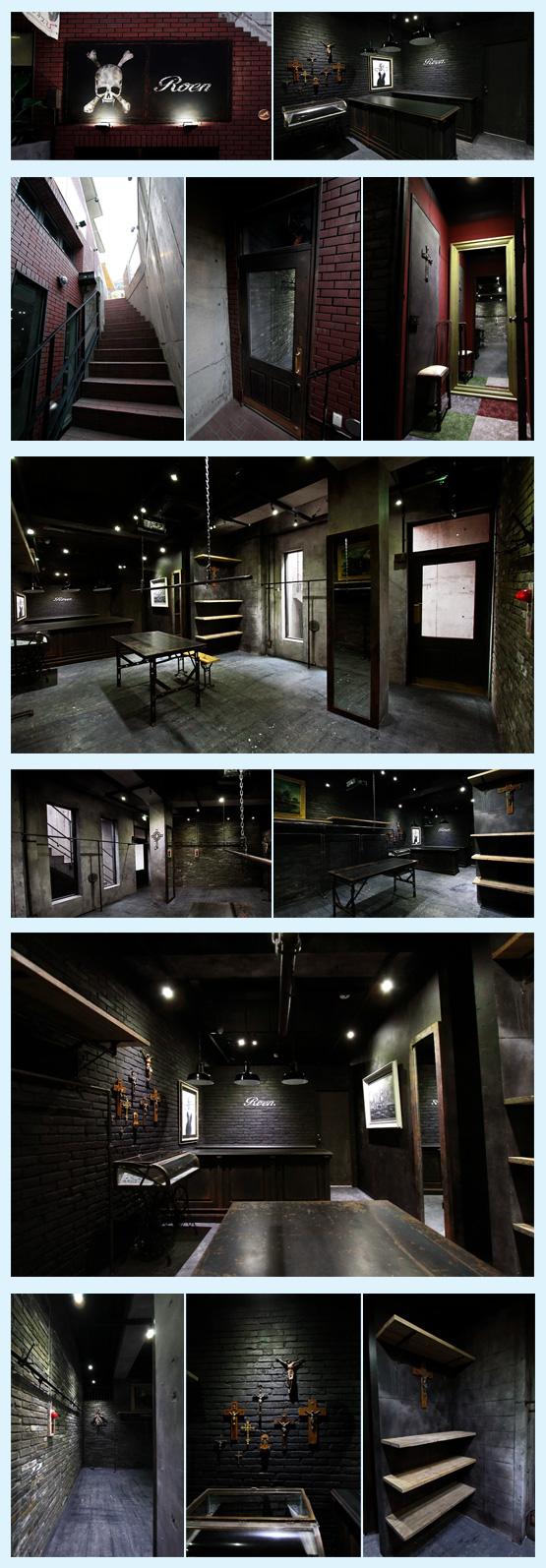 アパレル・ショップ・物販店 内装デザイン事例2