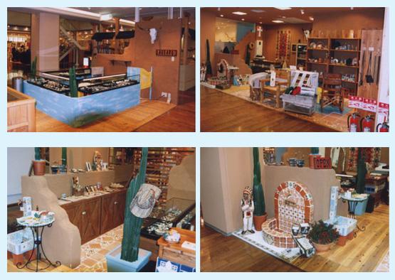 物販店・アパレル・ショップ 内装工事の施工例40