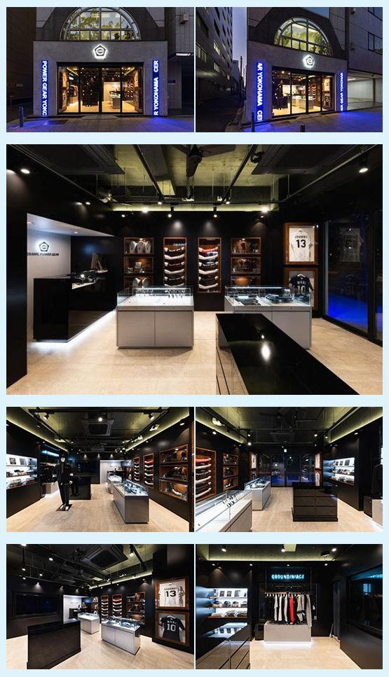 アパレル・ショップ・物販店 内装デザイン事例7