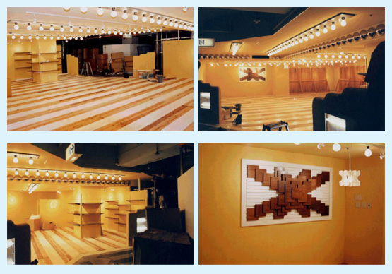 アパレル・ショップ・物販店 内装工事の施工例13