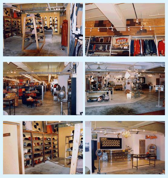 アパレル・ショップ・物販店 内装デザイン事例61