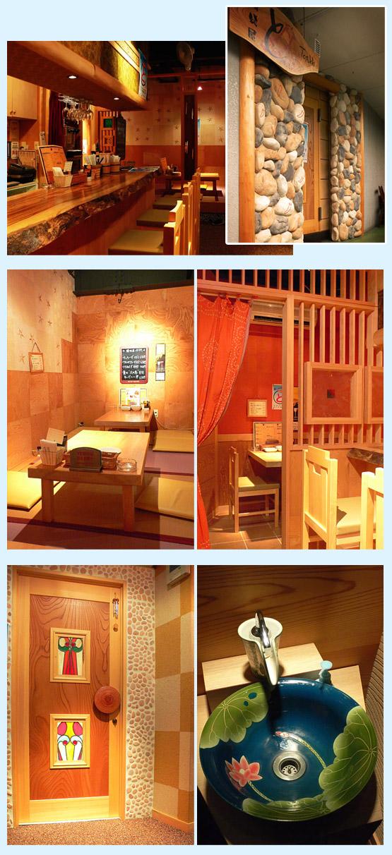 居酒屋・焼鳥・串焼き 内装工事の施工例9