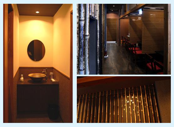 居酒屋・焼鳥・串焼き 内装工事の施工例19